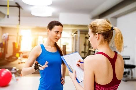 Muskelaufbau Trainingsplan Frauen