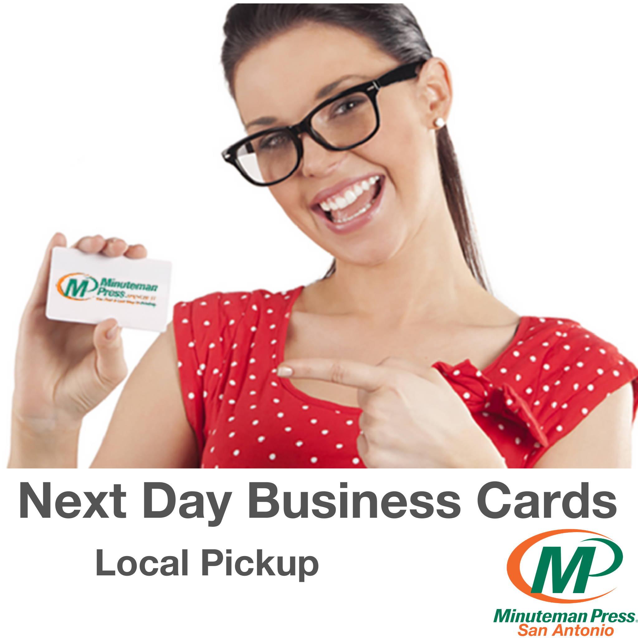 Business Cards San Antonio TX