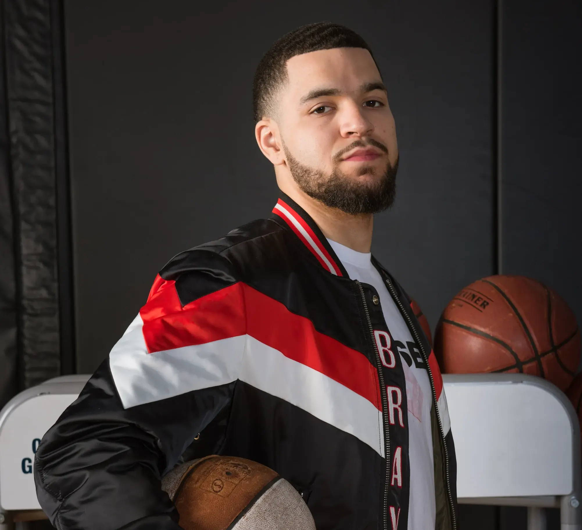 Fred Vanvleet of the Toronto Raptors, New AND1 ambassador, set to rock the Attack 2.0s for AND1