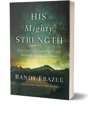 His Mighty Strength Book