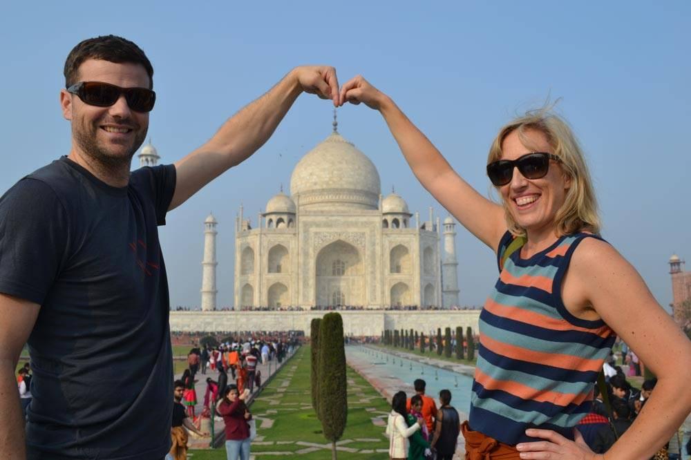 Travelbay Customer Reviews - India Tours - Sarah & Julian