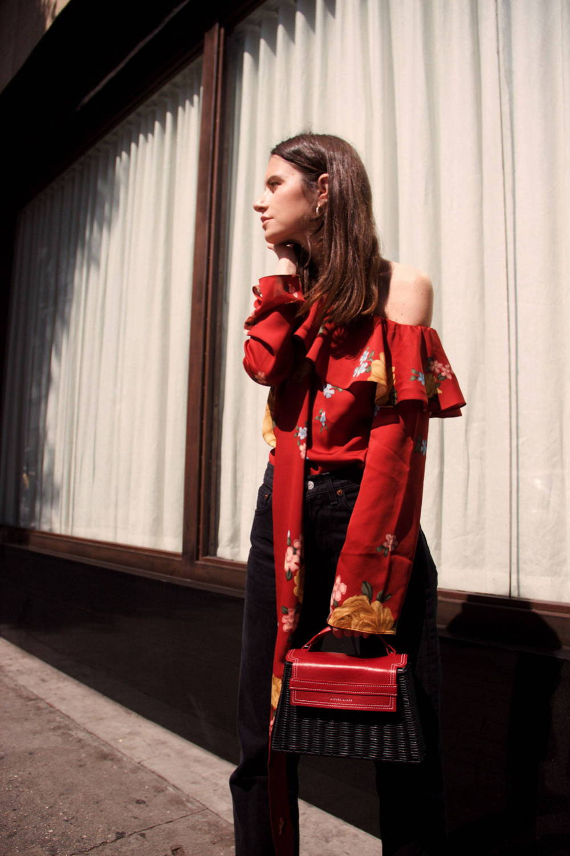 Marta Cygan, Life of Boheme, Influencer, Wicker Bag, Rattan Bag, Eco Friendly Bag, Wicker Wings, Wicker Wings Bag