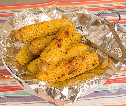 Everyday Grilled Corn