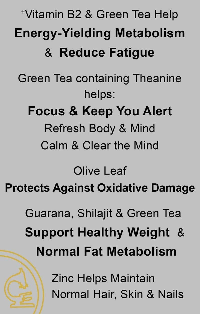 Energise 3 - Benefits