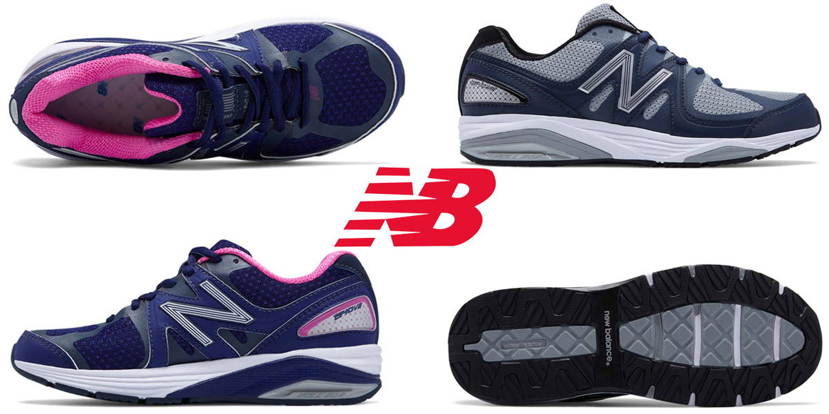 New Balane 1540v2 Motion Control Running Shoe Blog Post