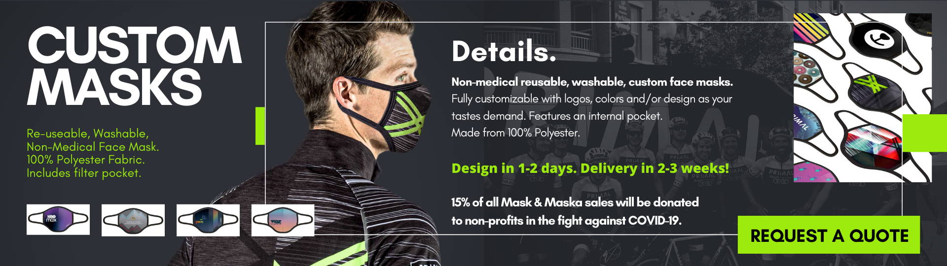 Custom Face Mask