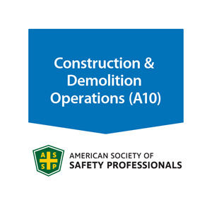 ANSI/ASSP A10 Committee
