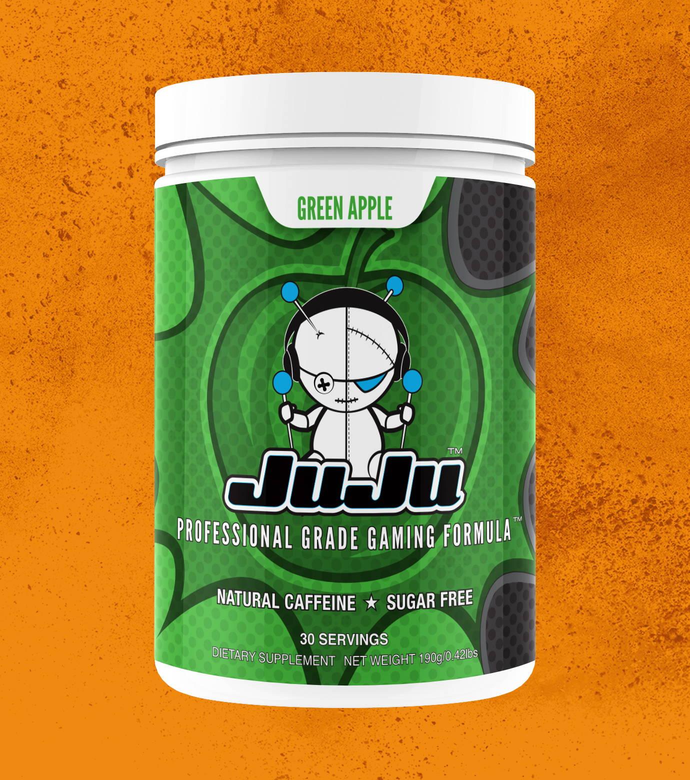 JuJu Green Apple Gaming Formula
