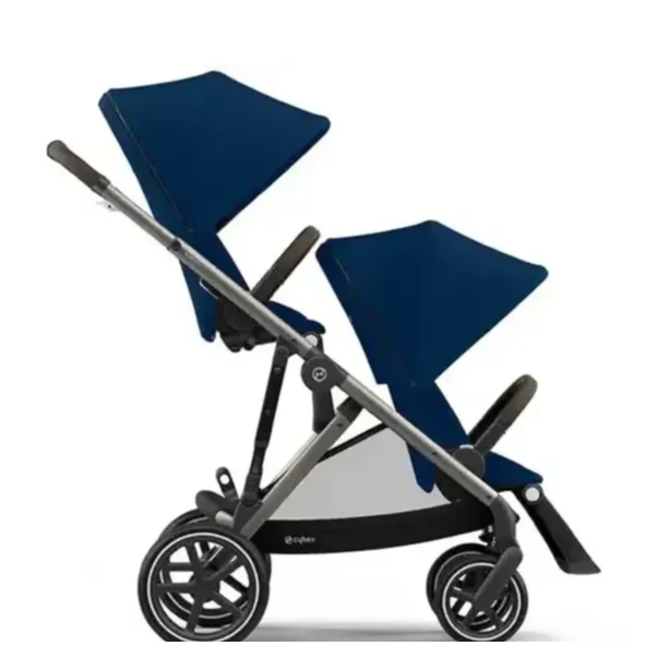 the Cybex Gazelle S stroller with second seat, shop Kidsland