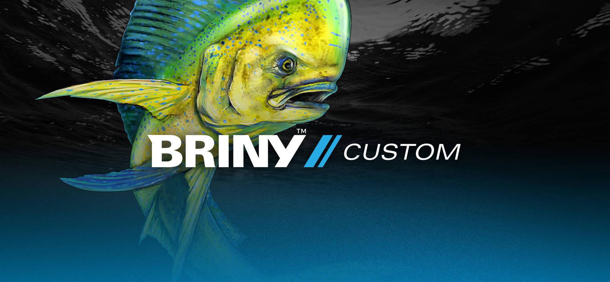 Briny Custom Fishing Shirts Boat Shirts To Order