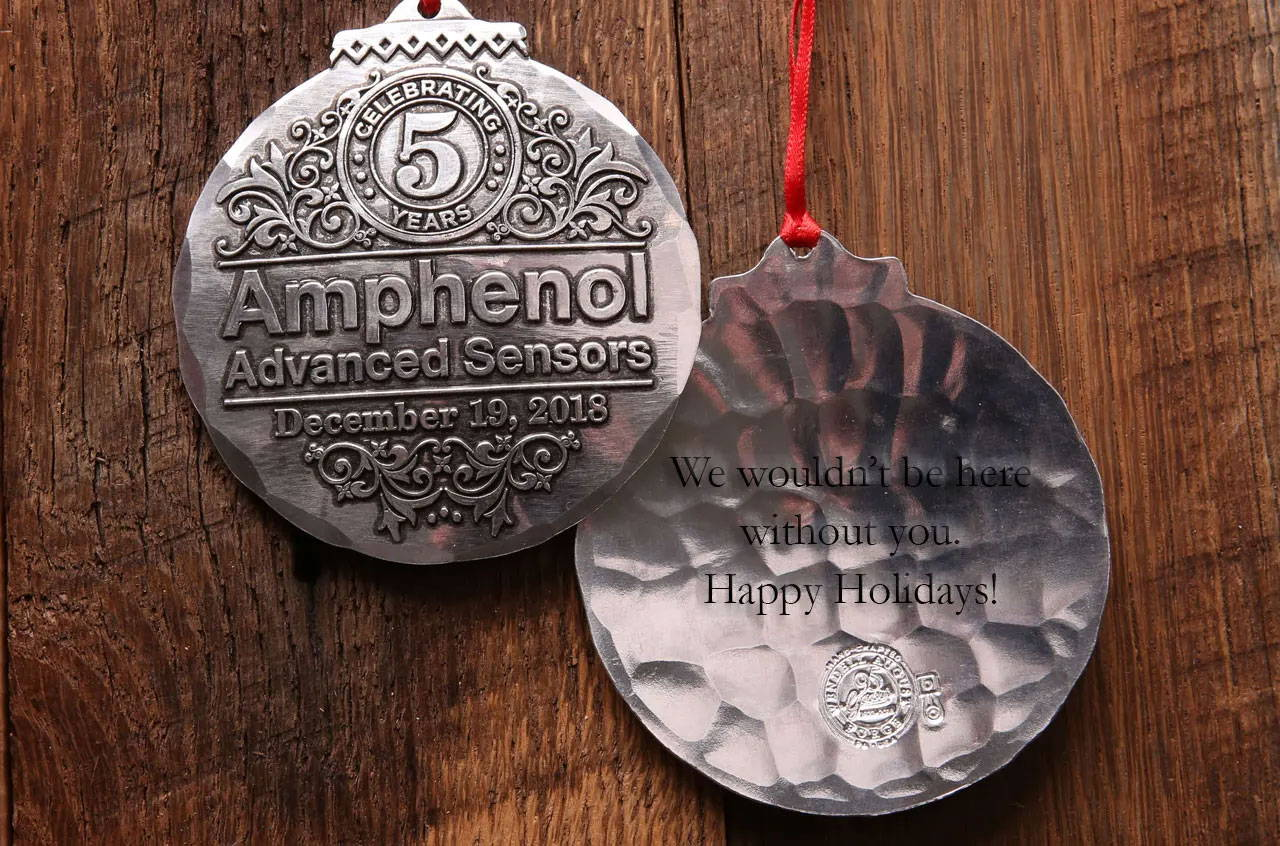 Amphenol Ornament