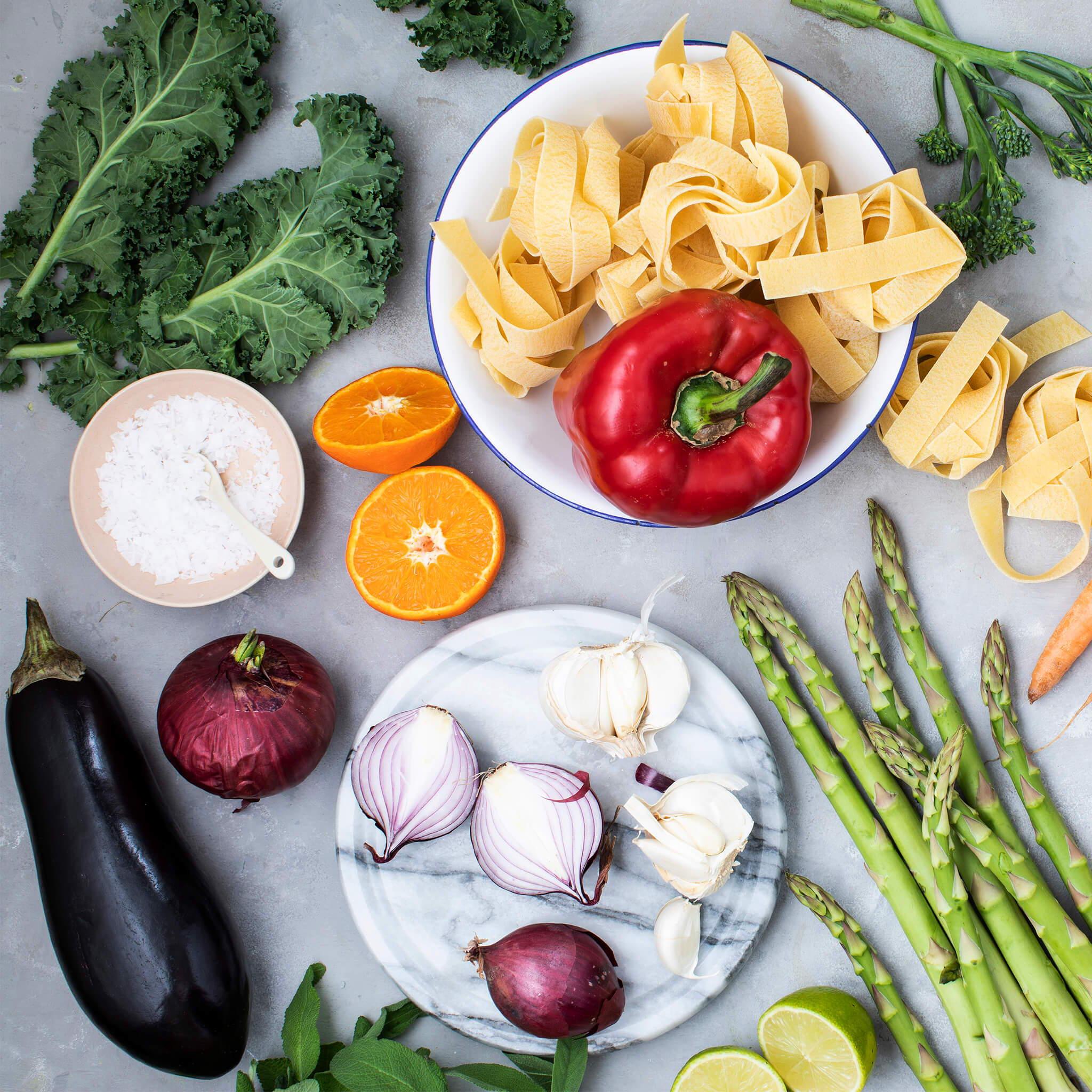 Tuoreita, laadukkaita raaka-aineita ja vastuullista ruokaa