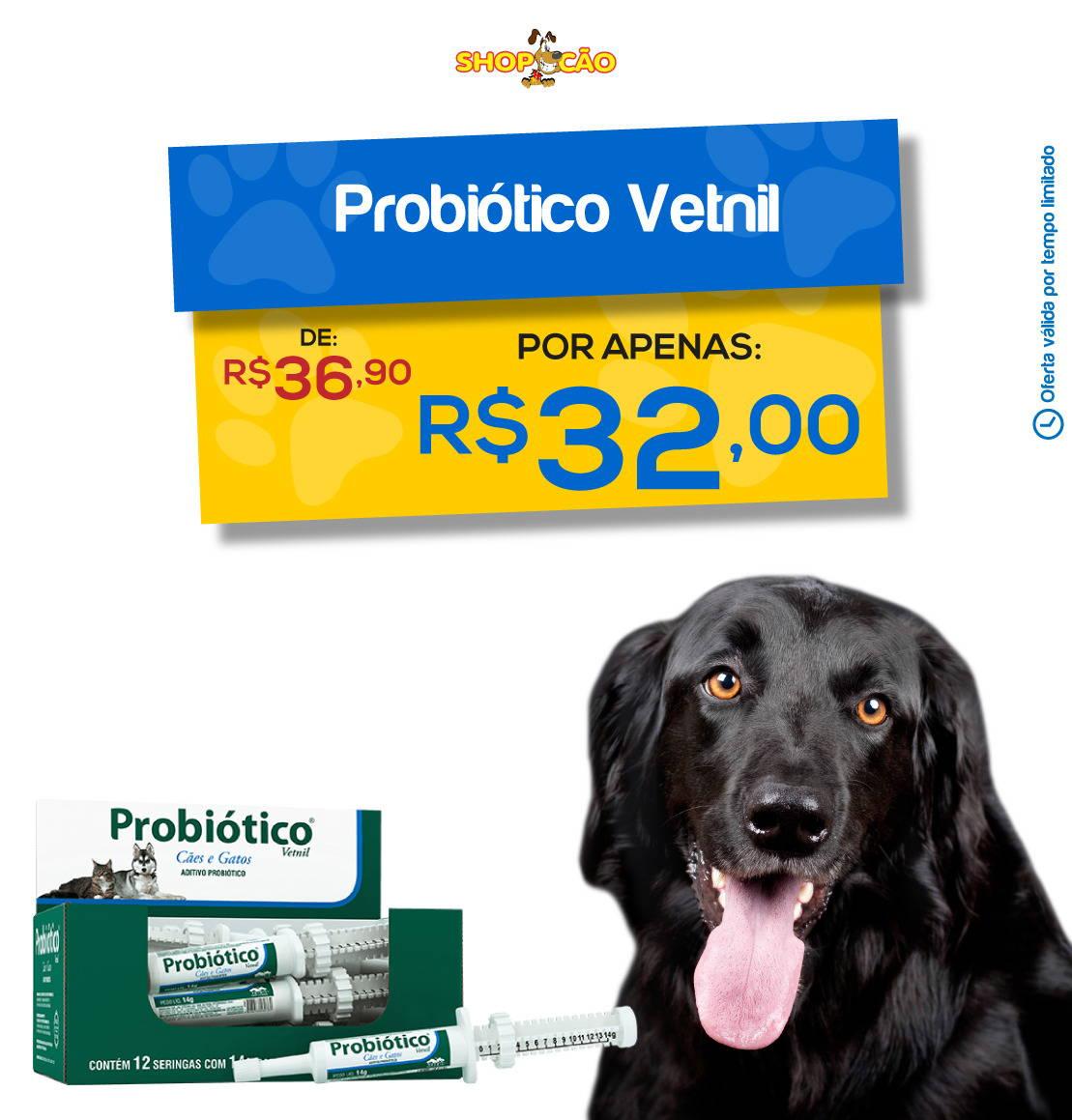 Probiotico Vetnil