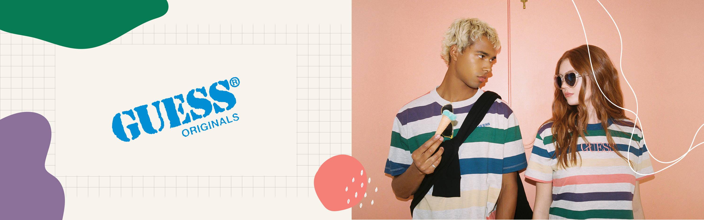 GUESS originals summer clothing collection desktop slider 1