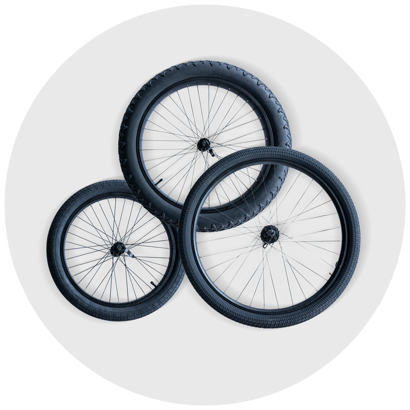 reacha features modular wheels