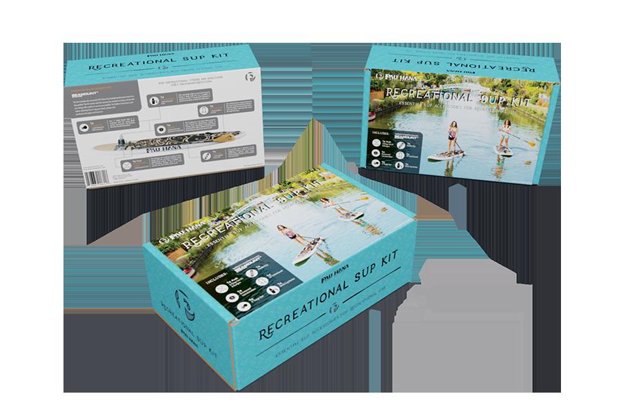 Pau Hana Recreational SUP Kit