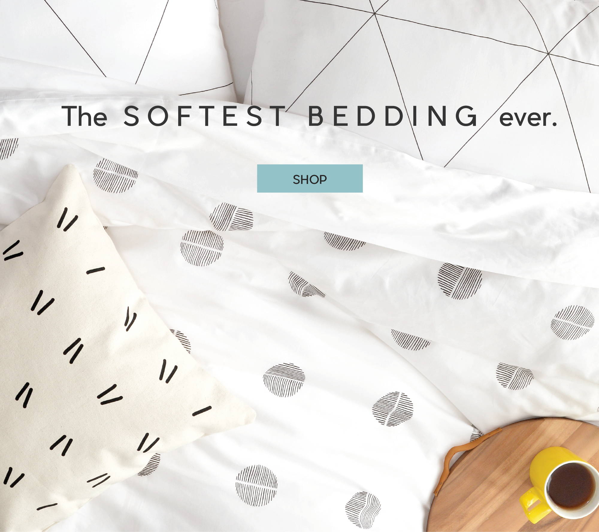 softest organic bedding