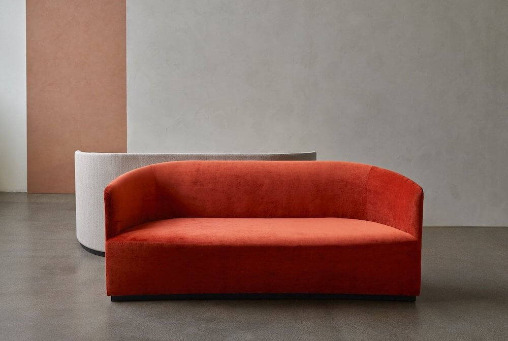Menu Tearoom Sofa