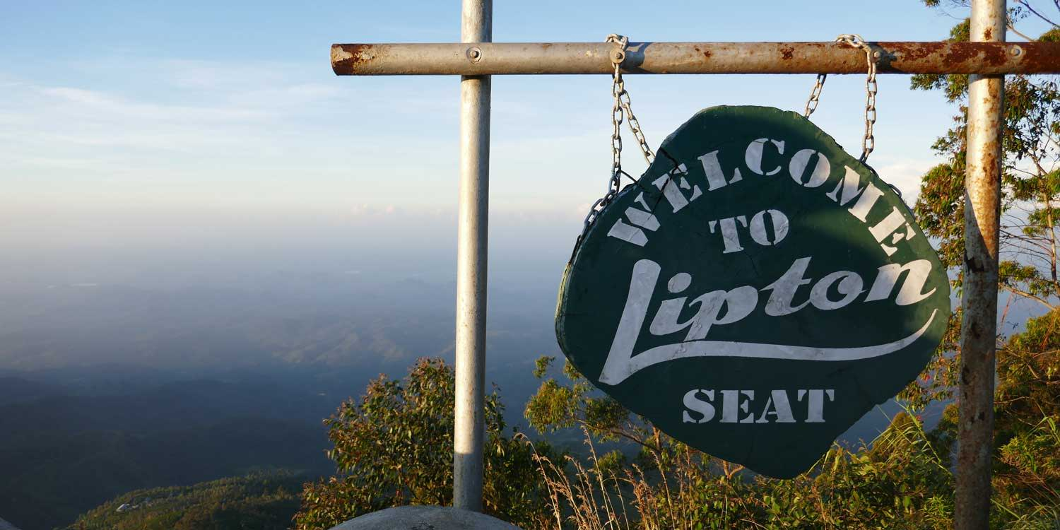 Travelbay Sri Lanka Tours - Blog - Lipton Seat