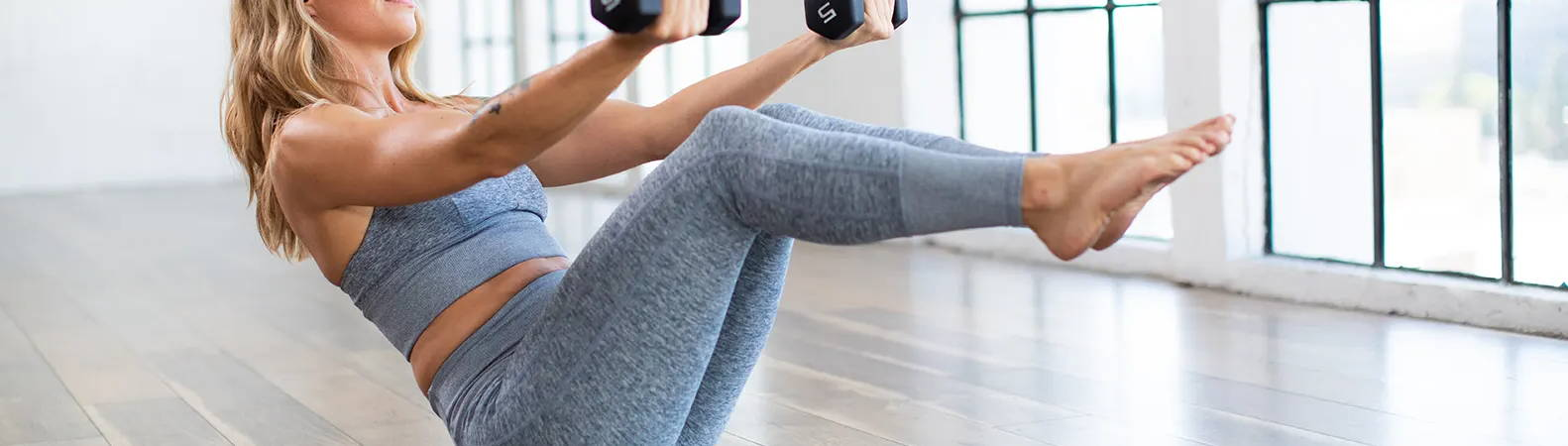 Shop Luxury Fitness Weights for Women Online at SPORTLES.com