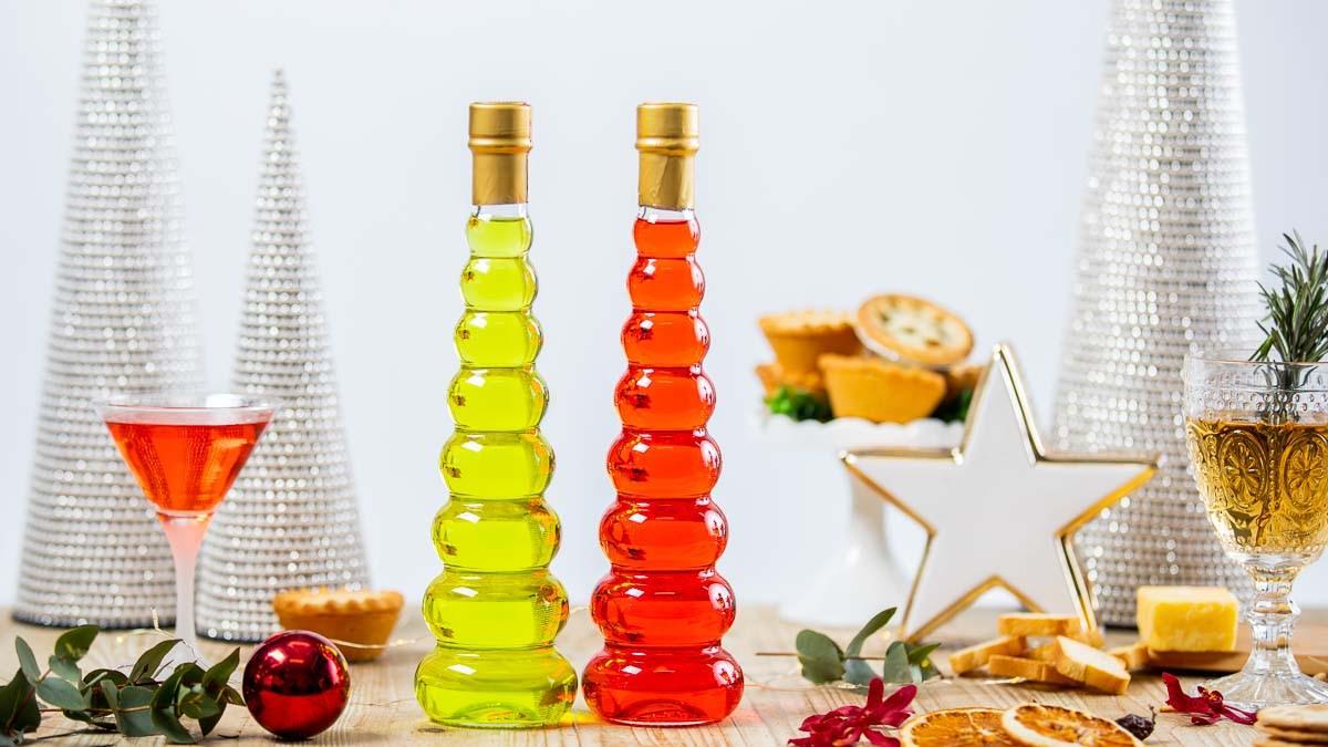 Snowman Bottle Twin Set - Flaschengeist