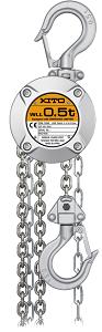 Kito series cx hand chain hoist