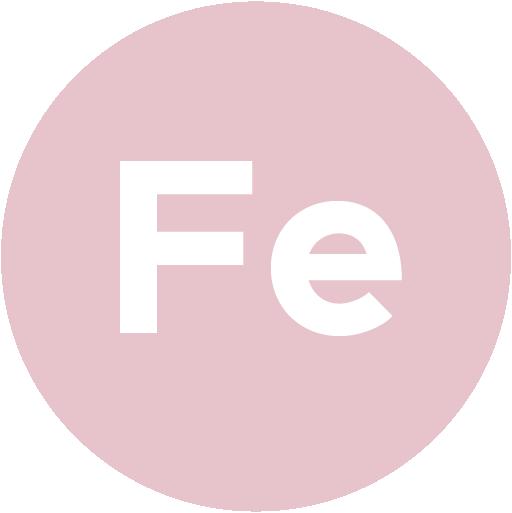 Iron Element Icon