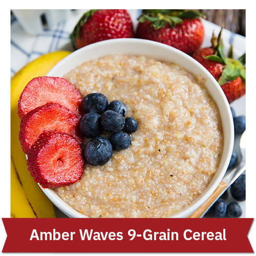 Amber Waves 9-Grain Cereal