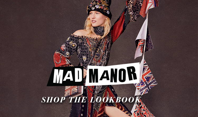 Mad Manor | Shop The Lookbook