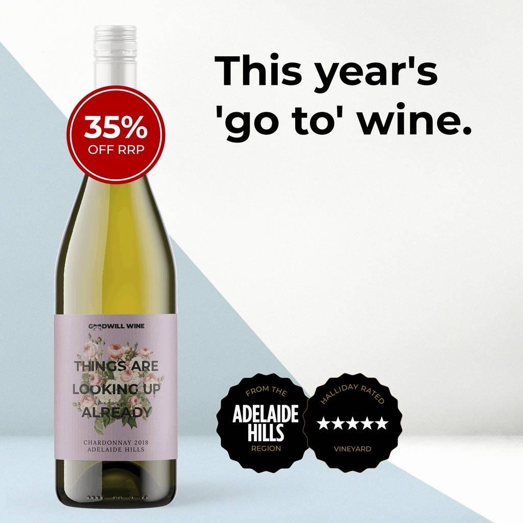 Chardonnay 2018, Adelaide Hills SA