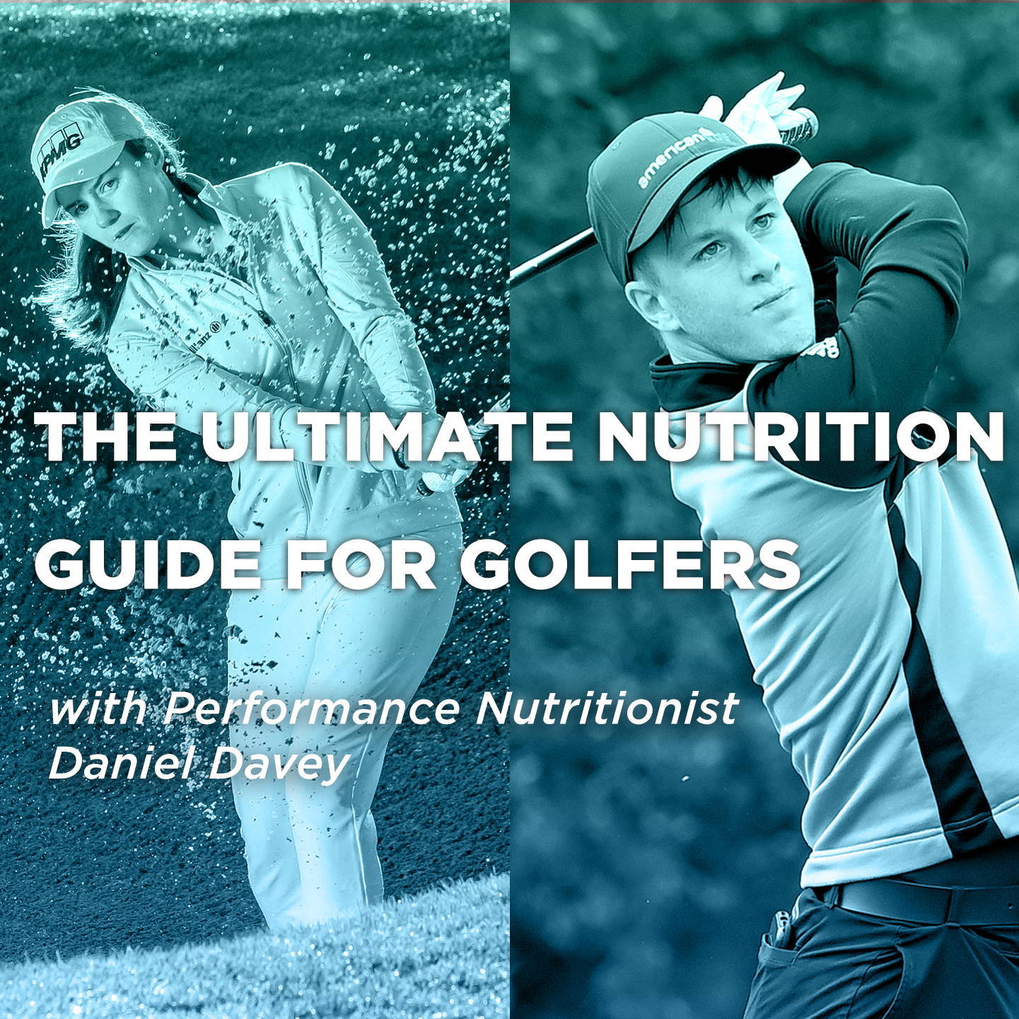 The Ultimate Nutrition Guide for Golfers