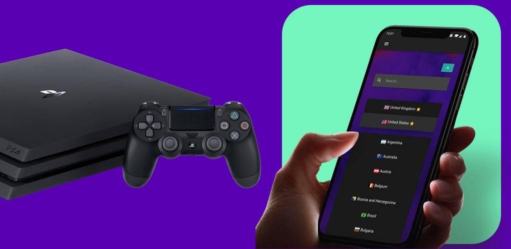VPN for PlayStation