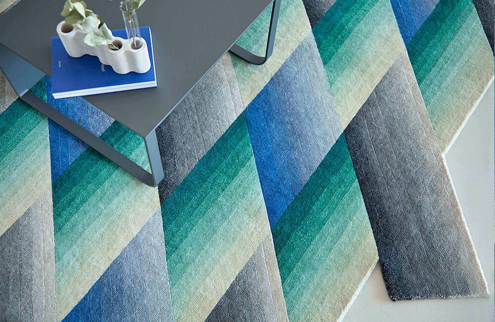 Geometric Furniture & Decor - Rugs