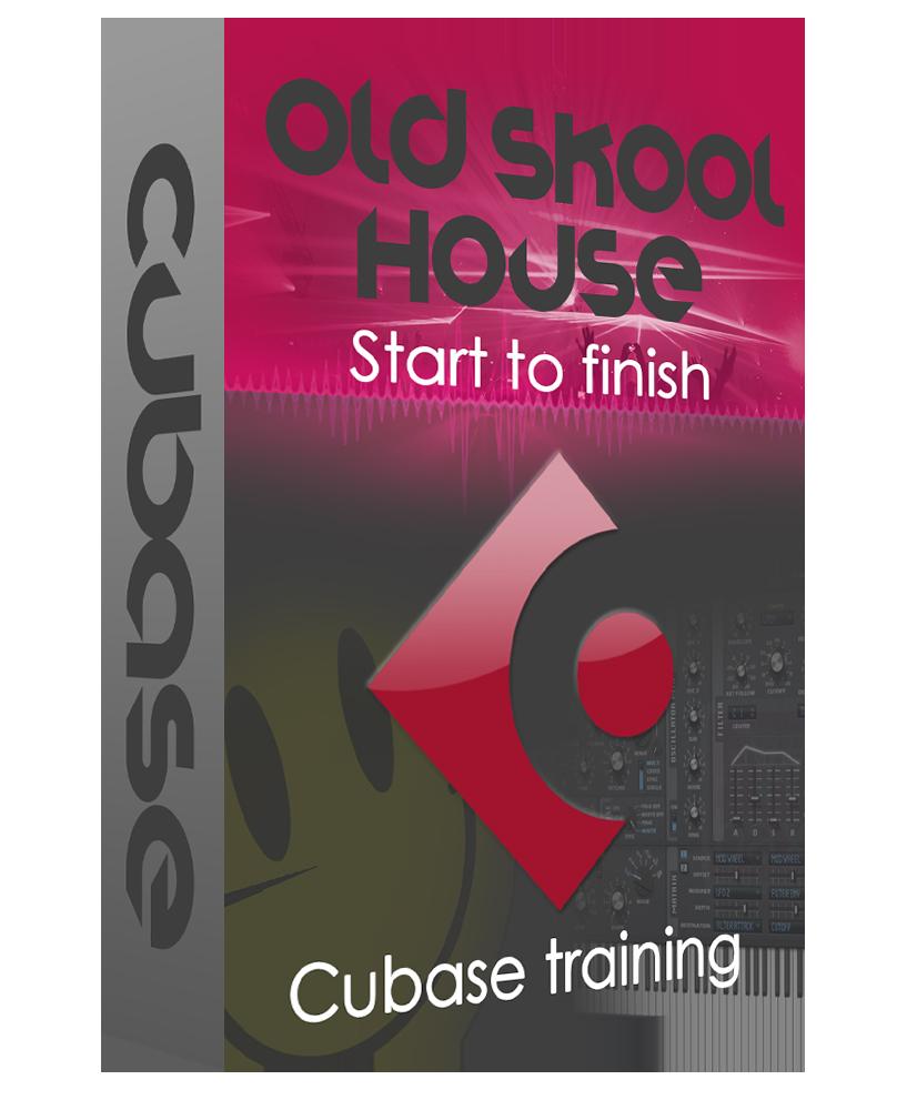 Cubase Old Skool House Tutorial