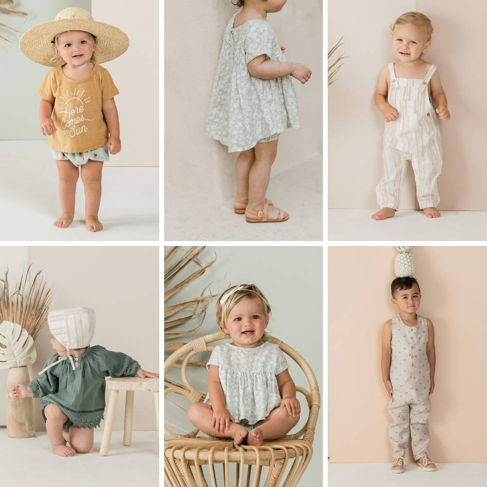 Rylee & Cur Pura Vida collection at Tiny People