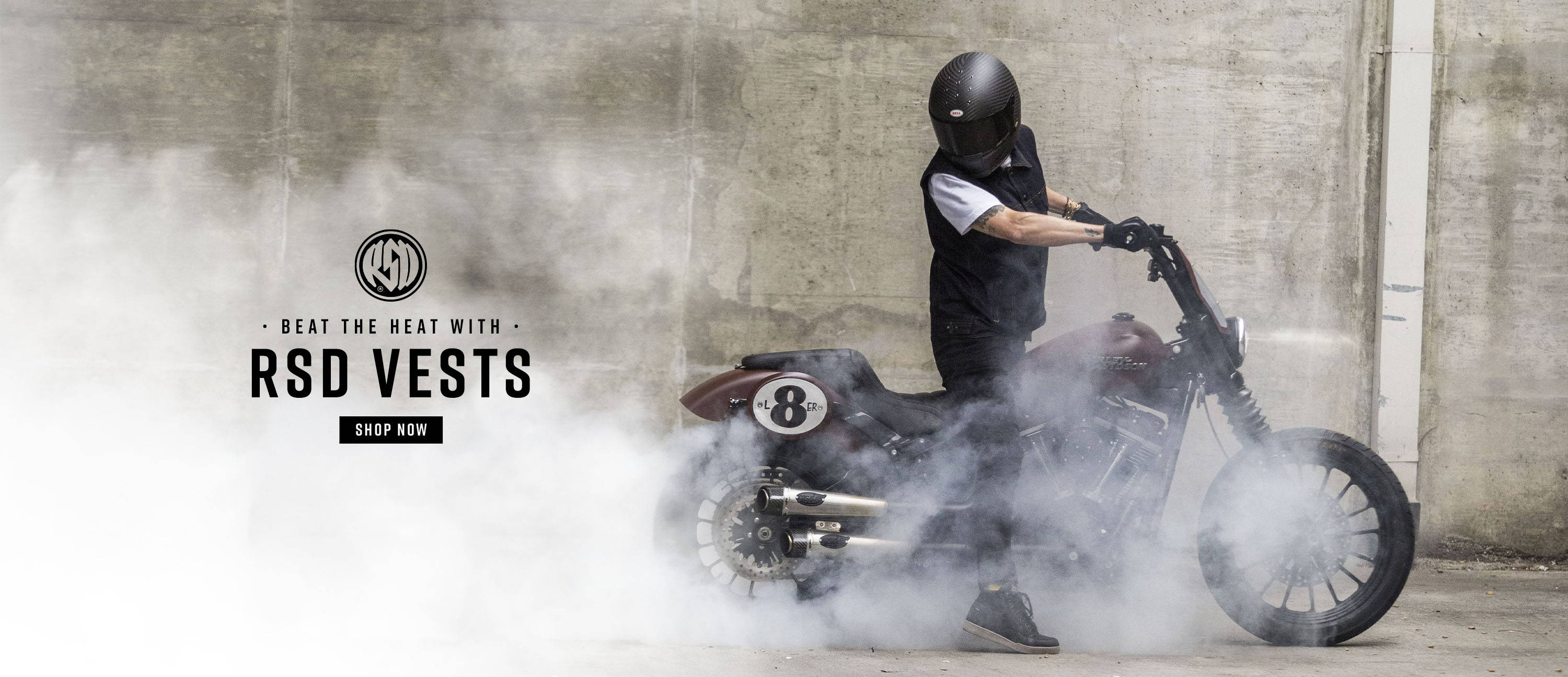 Motorcycle Vests for summer riding
