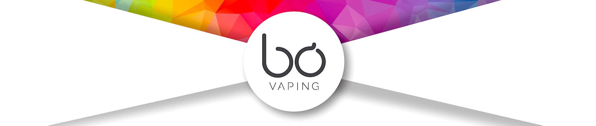 Bo Vape - Bo Vaping & Pods Banner