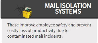 Mailing Isolation Systems