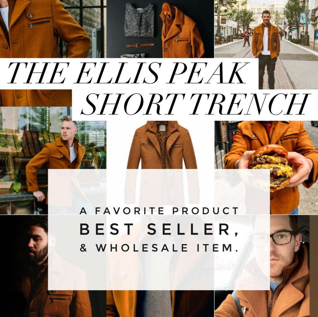 The Ellis Peak Short Trench