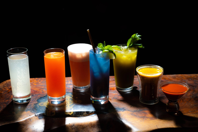 Elixart Mocktails