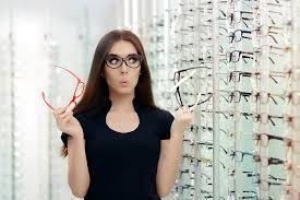 CHOOSE BEST EYEGLASS FRAMES