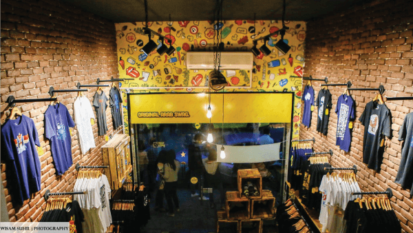 Jobedu Ramallah Palestine Community Store Franchise