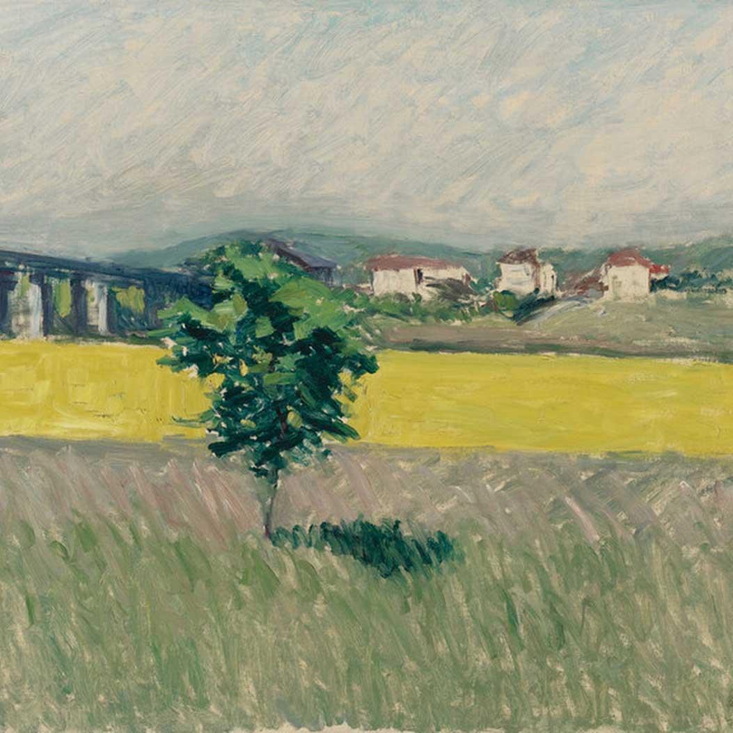 Gustave Caillebotte Art