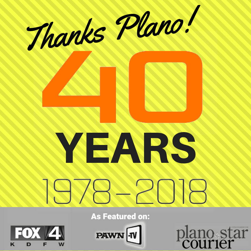 Plano Pawn Shop 40 years of Dallas pawnbroker
