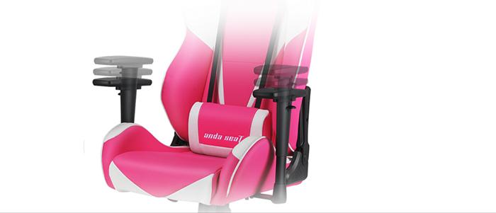 4D Adjustable armrests