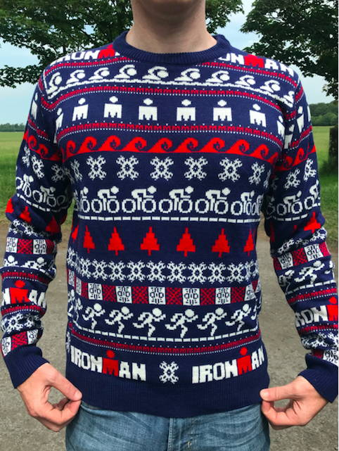 Ironman Christmas Sweater