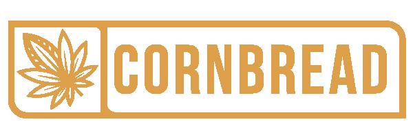 Cornbread Hemp Horizontal Logo