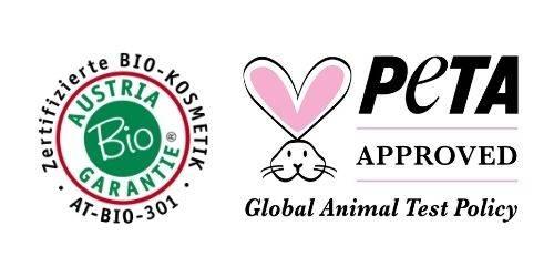Bio zertifizierte Kosmetik ohne Tierversuche