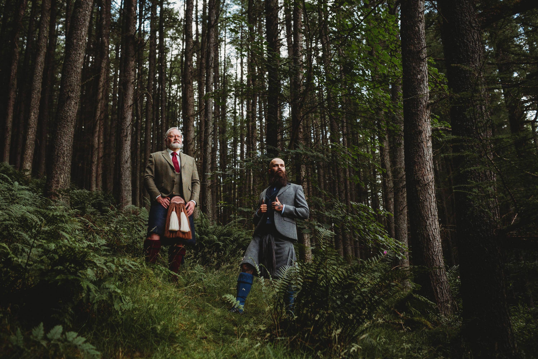 Gordon Nicolson kiltmakers handamade tweed kilt highlandwear outfits