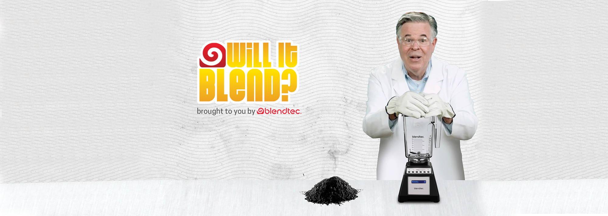 Blendtec's Will It Bend